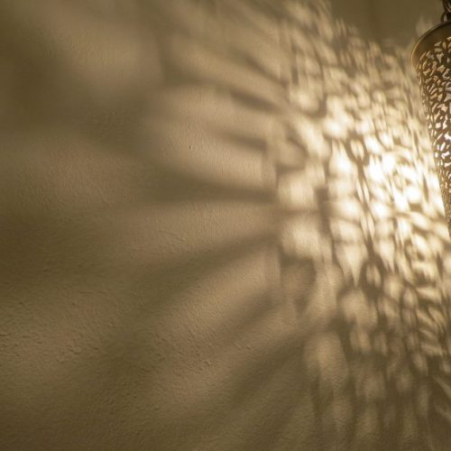 Faux Textured Plaster, Moroccan Hammam Style