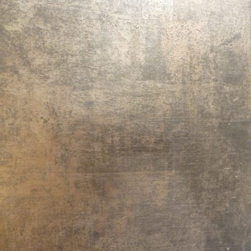 Sample Of Gilded Silver Wall Treatment