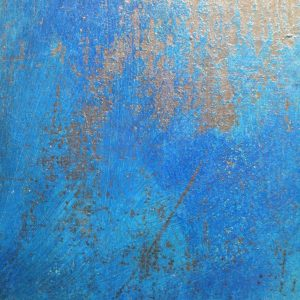 Blue Aged Lacquer From Our Range Of Faux Lacquer Finishes