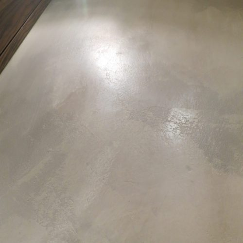 Polished Stone Effect Using Specialist Decorating Techniques