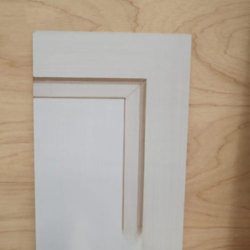 Trompe L'oeil Panel Sample For Doors And Dados