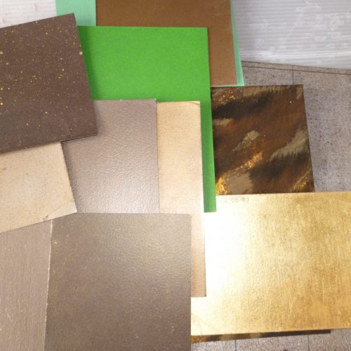 Samples Of Specialist Decorating Finishes
