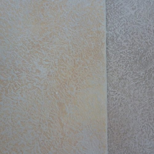 Faux Finish In Rustic Plaster Effect