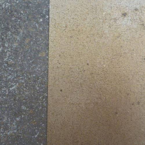 Specialist Decorating Samples Of Speckled Graphite And Aged Silver-gold