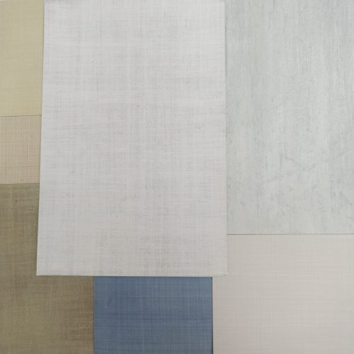Cross Strie Samples For Hand Painted Kitchens
