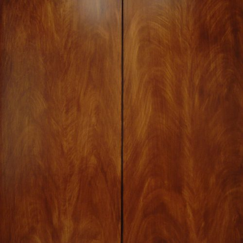 Wood Grained Lift Doors For Ralph Lauren Stores