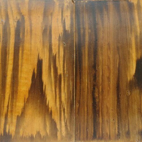 Macassar Or Ebony Wood Graining
